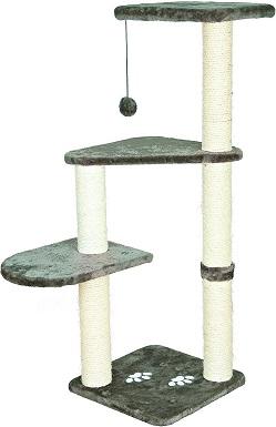 2Trixie Altea 46-in Faux Fleece Cat Tree