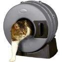 Litter Spinner Cat Litter Box for Small Cats