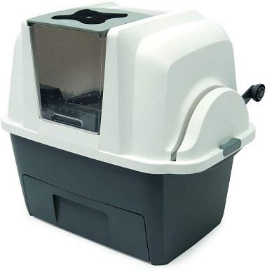 4Catit SmartSift Litter Box