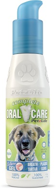 4PetzLife Oral Care Gel with Wild Salmon Oil