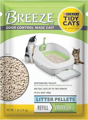 4Tidy Cats Breeze