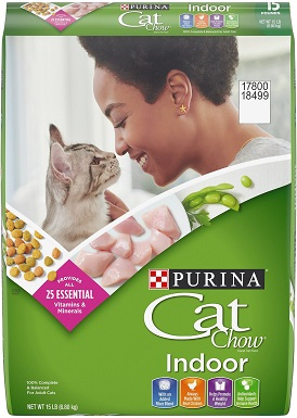5Cat Chow Indoor Dry Cat Food