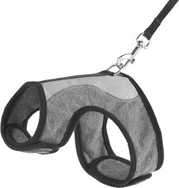 5Frisco Wrap Cat Harness