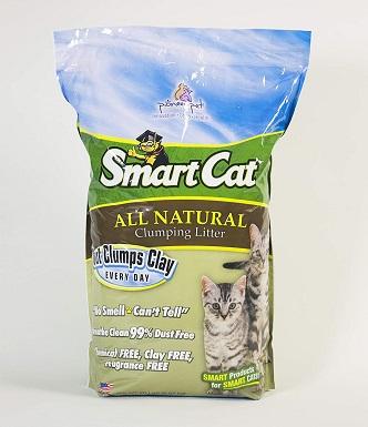 5SmartCat All Natural Clumping Litter