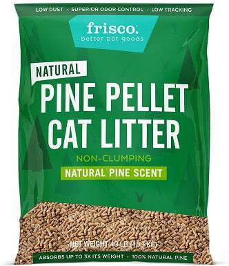 8Frisco Pine Pellet