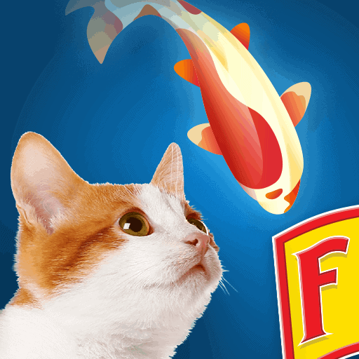 Friskies Cat Fishing