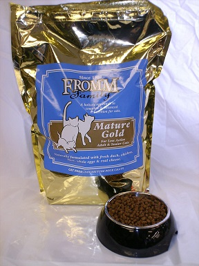 Fromm Mature Gold Dry Cat Food