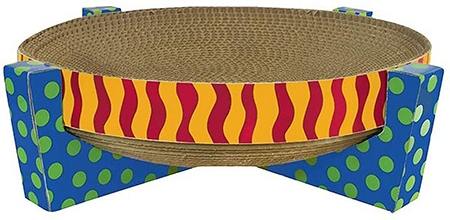 Petstages Easy Life Scratch, Snuggle and Rest Cat Scratcher