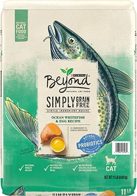 Purina Beyond Simply Grain-Free Dry Cat Food