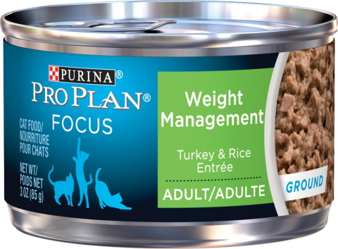 Purina Pro Plan Focus Adult Weight Management for cats