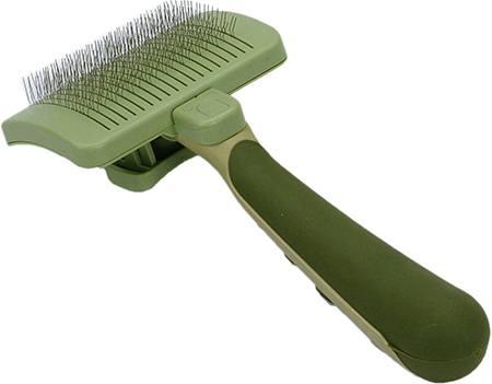 Safari Self-Cleaning Slicker Brush