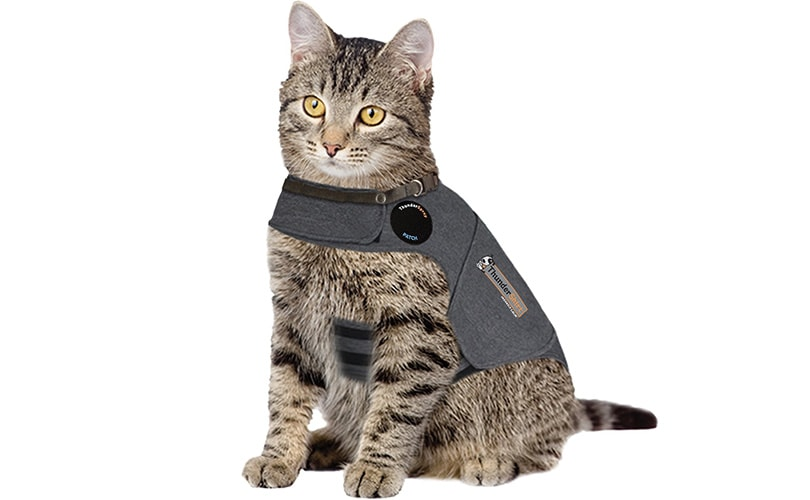 ThunderShirt Anxiety & Calming Aid for Cats