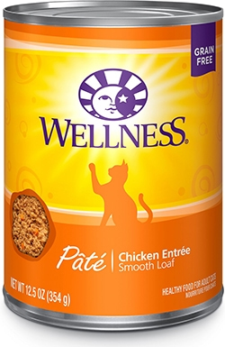 Wellness Complete Health Pate Canned Cat Food