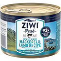 Ziwi Peak Mackerel and Lamb Canned Cat Food
