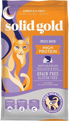 1Solid Gold - Indigo Moon - High Protein & Grain-Free