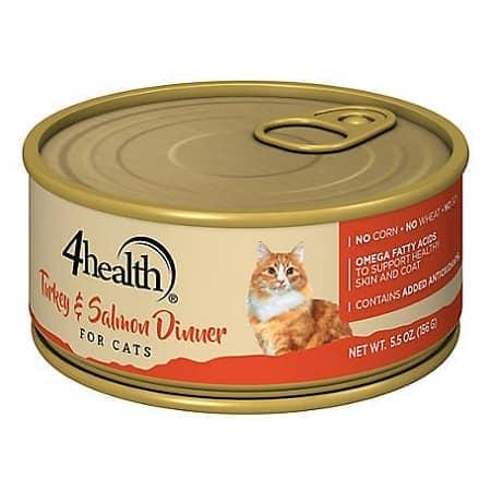 2Cat Turkey & Salmon Cat Food
