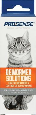 2Pro-Sense Liquid Cat Dewormer