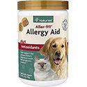 NaturVet Aller-911 Allergy Aid Soft Chews