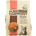 Pure Harmony Salmon & Brown Rice Dry Cat Food