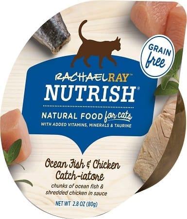 4Rachael Ray Nutrish Ocean Fish & Chicken Catch-iatore Natural Grain-Free