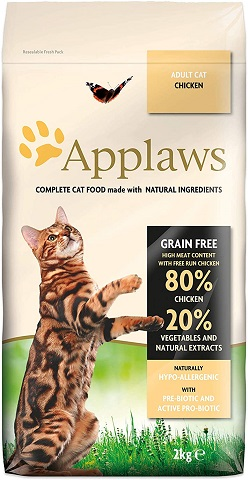 5Applaws Complete Natural and Grain Free Dry Adult Cat Food