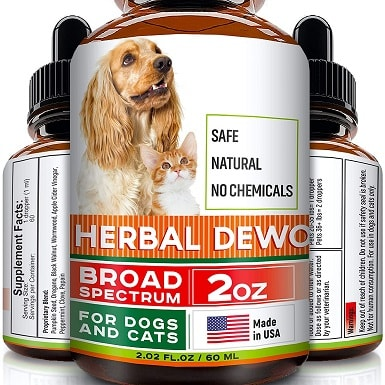 8FurFinds Herbal Cleanse fot Cats and Dogs