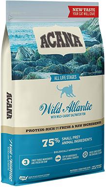 Acana Wild Atlantic Premium Dry Cat Food