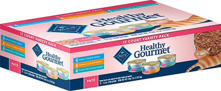 Blue Buffalo Healthy Gourmet Variety Pack