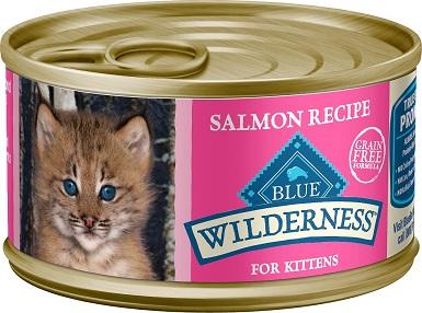 Blue Buffalo Wilderness Kitten Canned