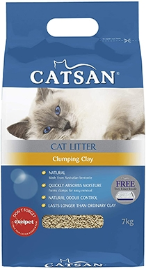 Catsan Clumping Clay Cat Litter