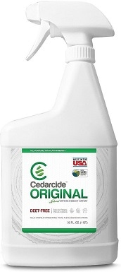 Cedarcide Original Biting Insect Cat Spray