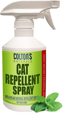 Colton's Naturals Cat Repellent Outdoor
