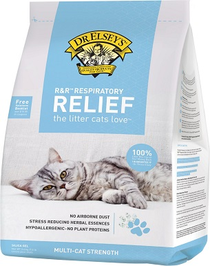 Dr. Elsey's Unscented Non-clumping Crystal Cat Litter