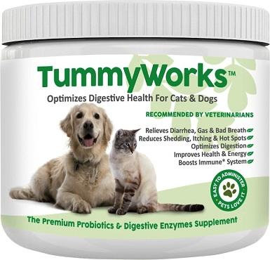 Finest for Pets TummyWorks Probiotics
