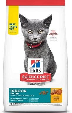Hill's Science Diet Indoor Kitten