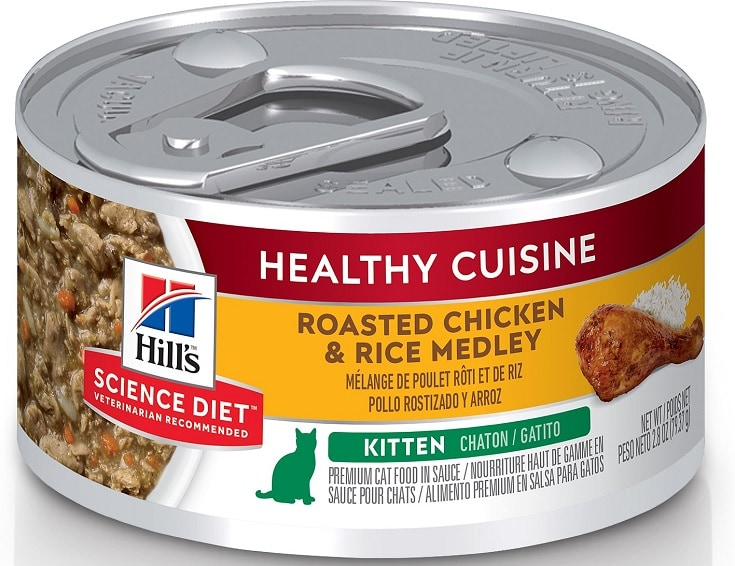 Hill's Science Diet Kitten Healthy Canned