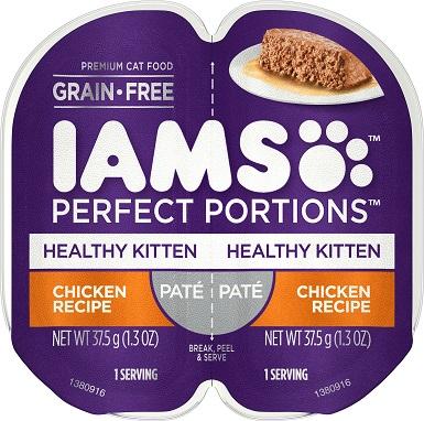 Iams Perfect Portions Healthy Kitten