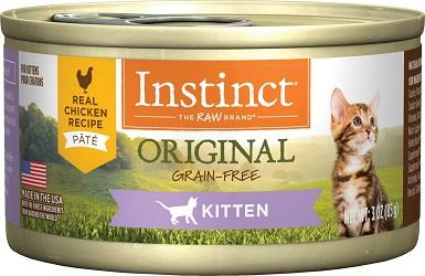 Instinct Kitten Grain-Free Pate
