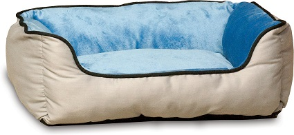 K&H Pet Products Self-Warming Lounge Sleeper Bolster