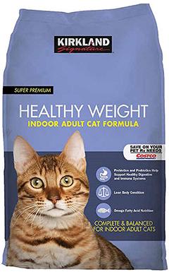 Kirkland Signature Healthy Weight Cat Food