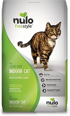 Nulo Adult Grain-Free Indoor Dry Cat Food