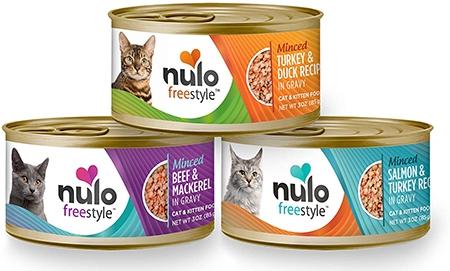 Nulo Adult & Kitten Grain-Free Canned Wet Cat Food