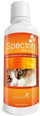 Nusentia Spectrin Cat Vitamins