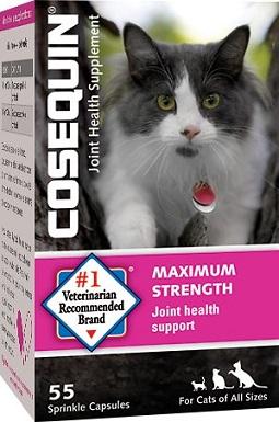 Nutramax Cosequin Capsules Joint Health Cat Supplement