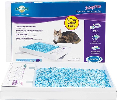 PetSafe ScoopFree Non-clumping Clay Cat Litter