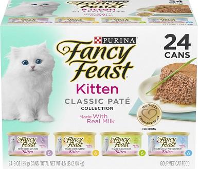 Purina Fancy Feast Tender Feast