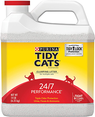 Tidy Cats 24-7 Clumping Litter