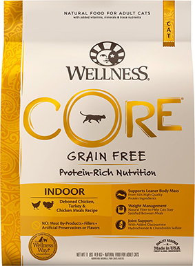 Wellness CORE Grain-Free Indoor Formula