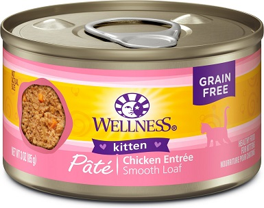 Wellness Complete Health Kitten