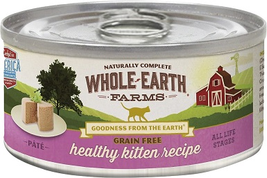 Whole Earth Farms Healthy Kitten